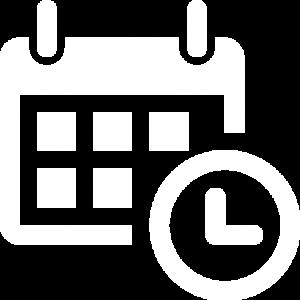 calendari i horari icona