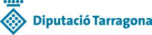 Logo Diputació de Tarragona color