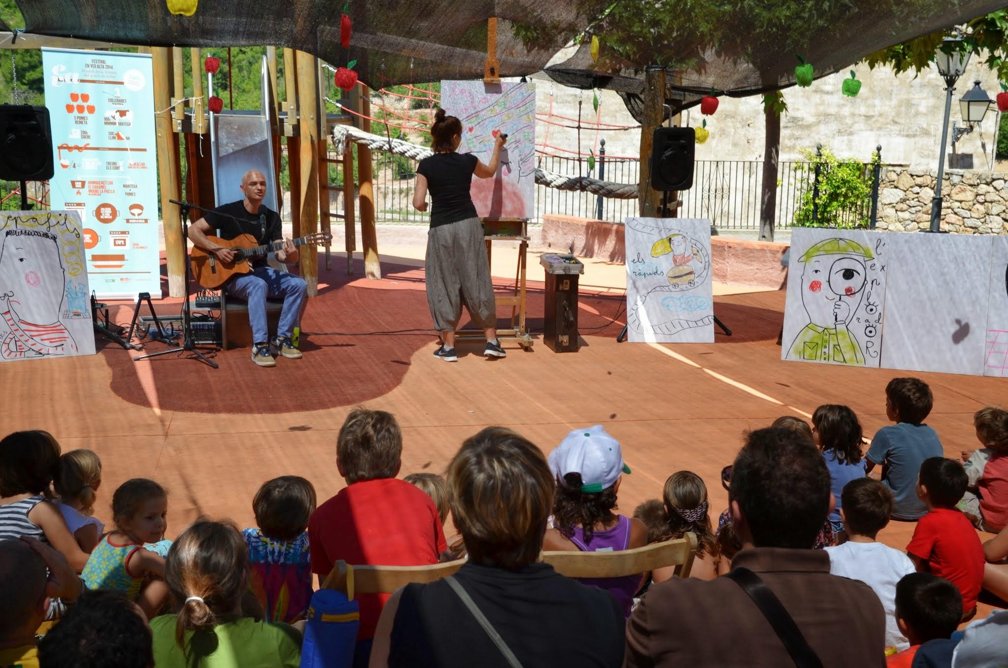 imatge recurs Festival EVA