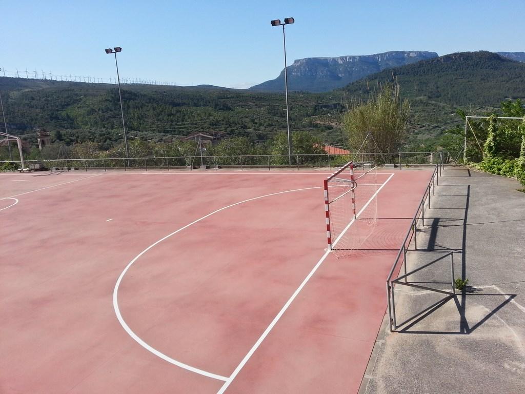pista esportiva