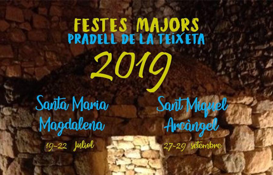 Banner Festes Majors 2019