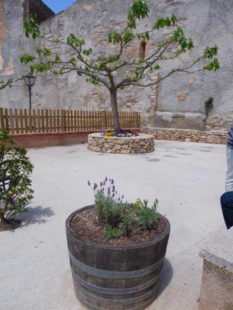 Jardins del Castell