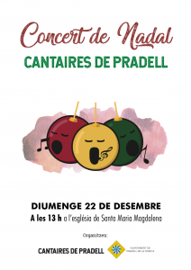 Concert Nadal Cantaires 2019