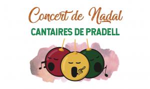 banner Concert Nadal Cantaires Pradell