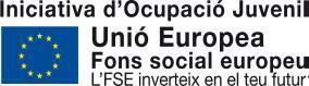 logo IOJ Unió Europea