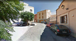 Sant Isidre i carrer Barceloneta