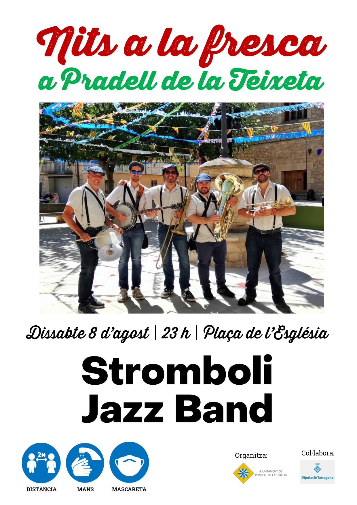 Stromboli 8 agost 2